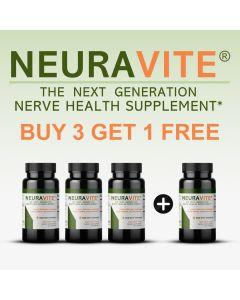 Neuravite - Buy 3 Get 1 Free