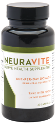 Peripheral Neuropathy Treatment by NeuraVite